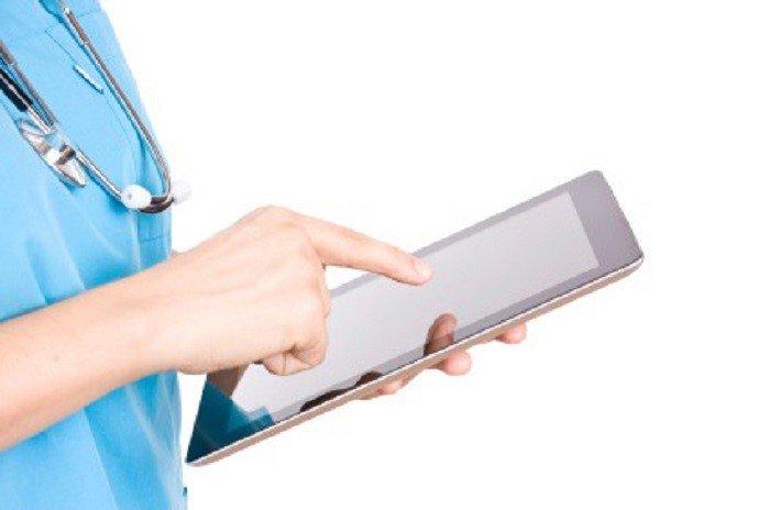 nurse tablet